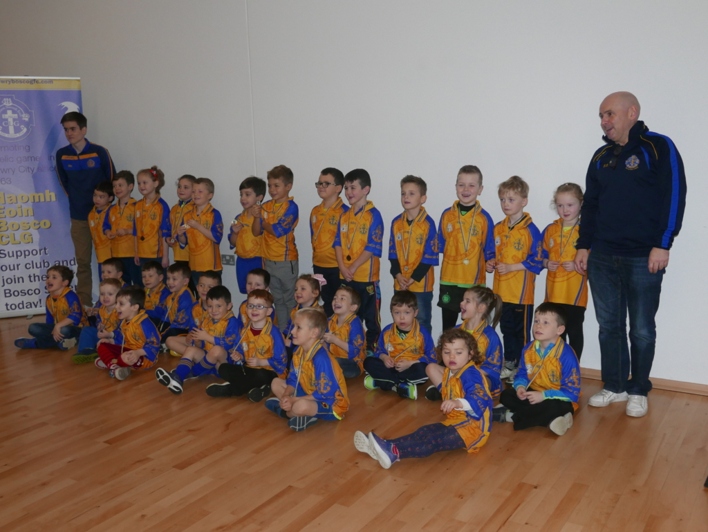 Youth Teams Celebrate in New Clubrooms