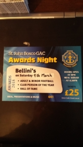 Club Awards' Night