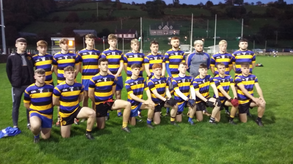 Minors Win South Down Final