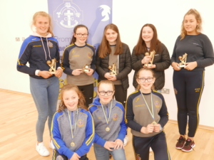 U14 & U16 Girls' Presentation Night